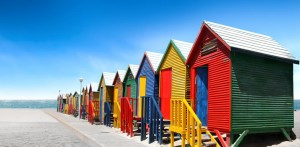 Beach Huts South Africa